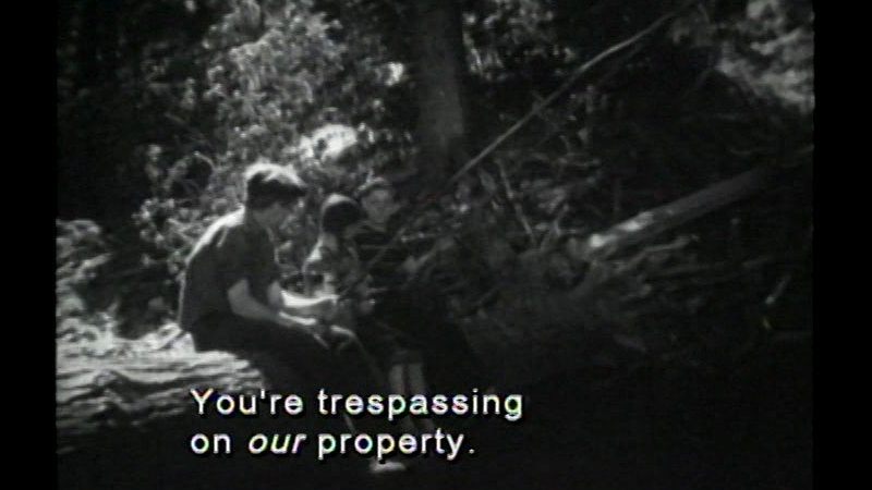 Still image from: Green Promise