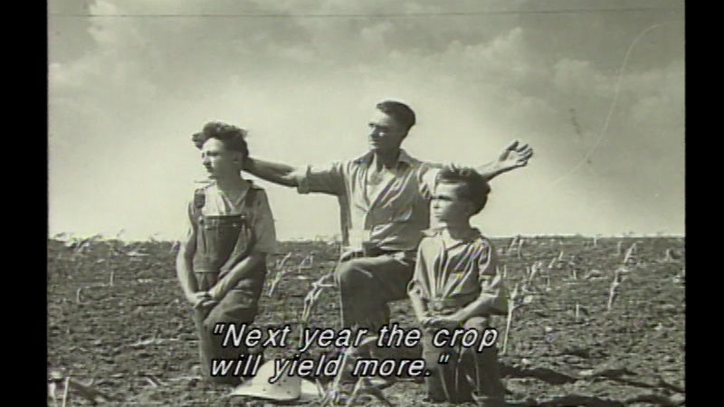 Still image from Hard Times