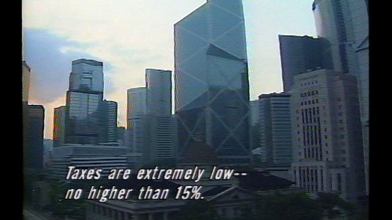 Still image from: Hong Kong