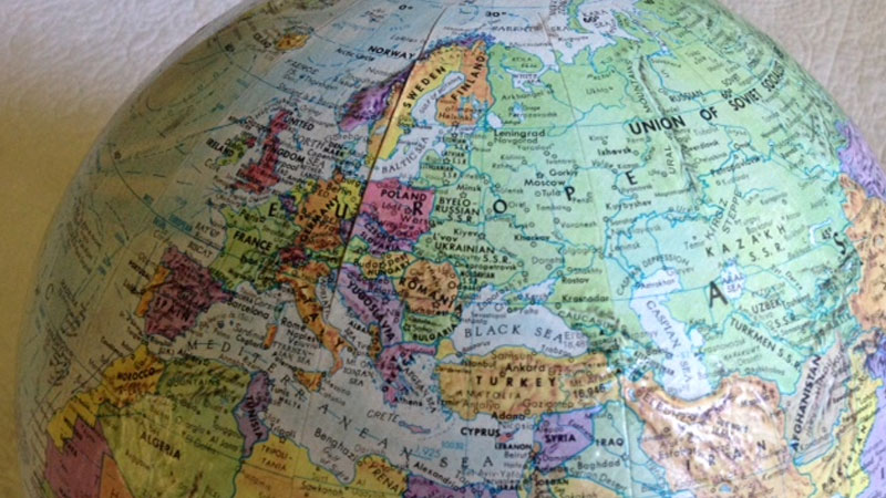 Still image from: Maps and Globes: A Thorough Understanding