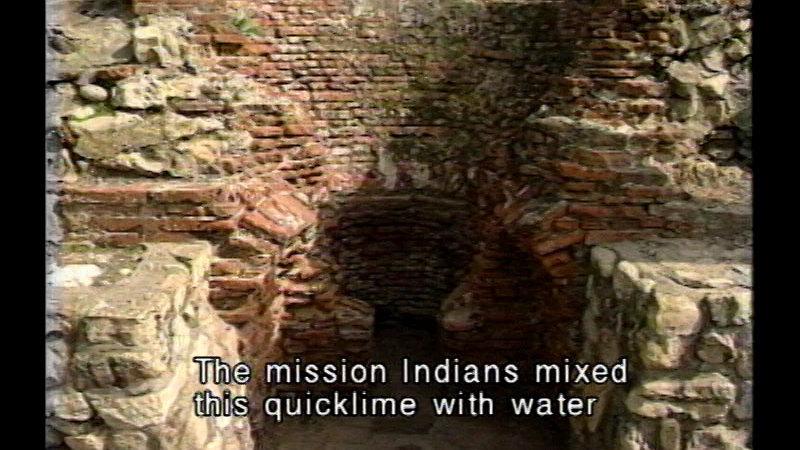 Still image from Mission San Juan Capistrano