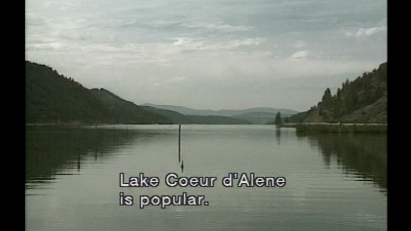 Still image from: Mountain States