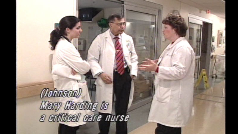 Still image from: Nursing and Expanded Practices