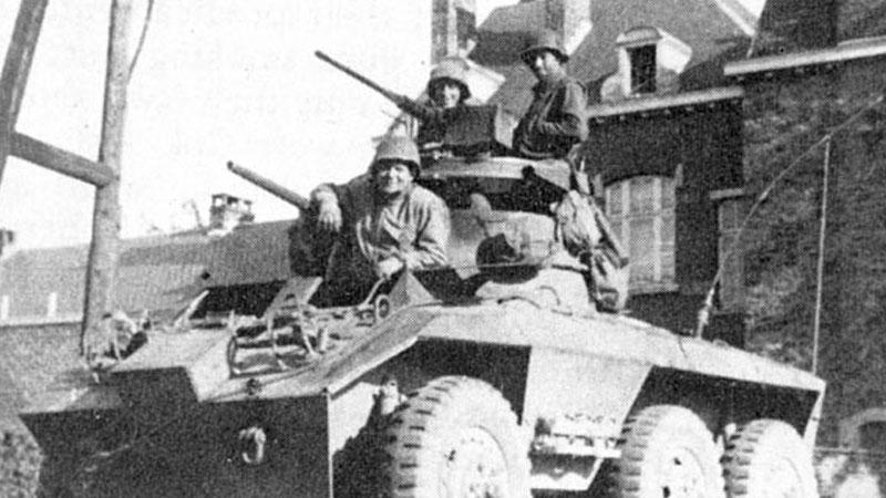 Still image from: World War II: Europe