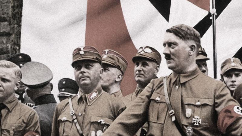 Still image from World War II: The Axis