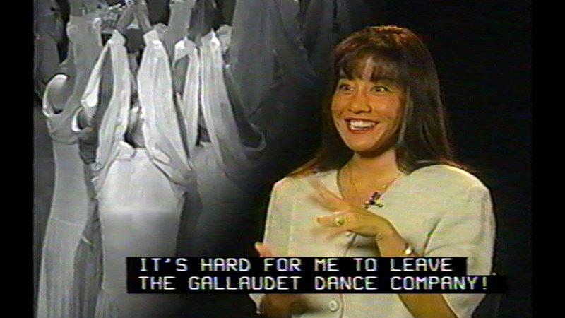 Still image from Celebration of Deaf Dance