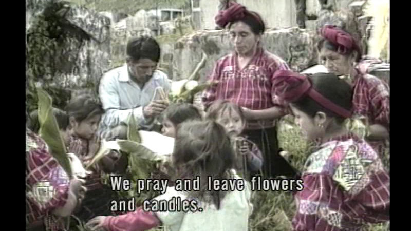Still image from Guatemala