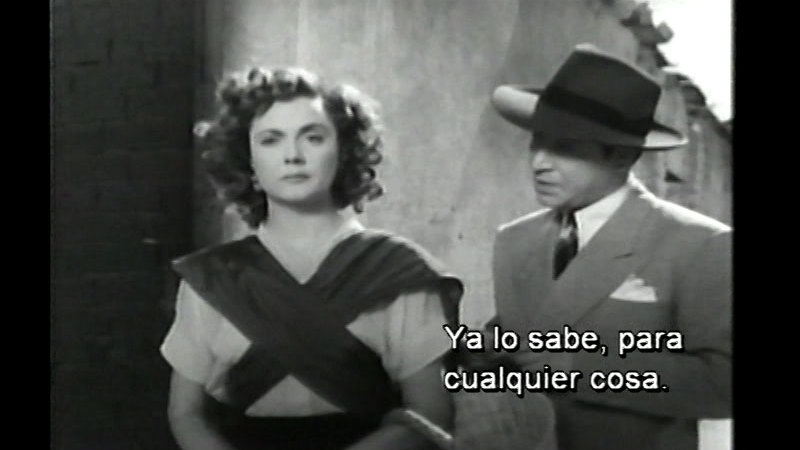 Still image from: Two Souls in the World (Spanish)