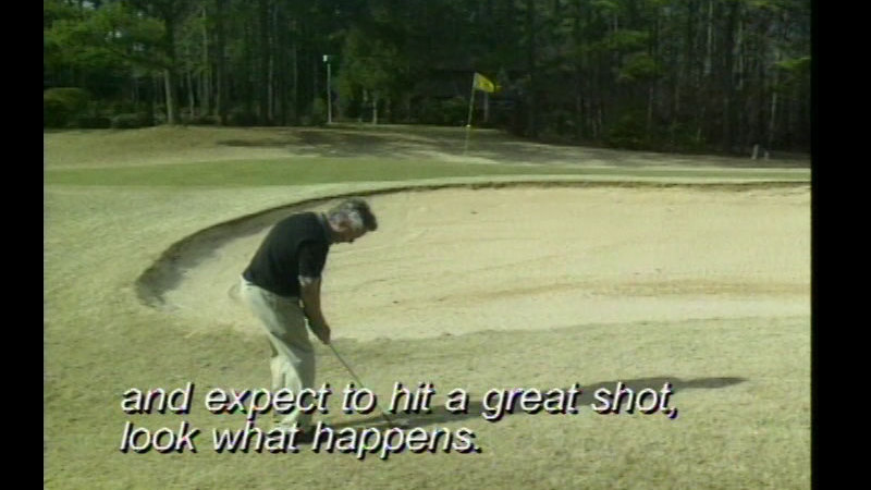 Still image from: Dr. Juby's Power Golf