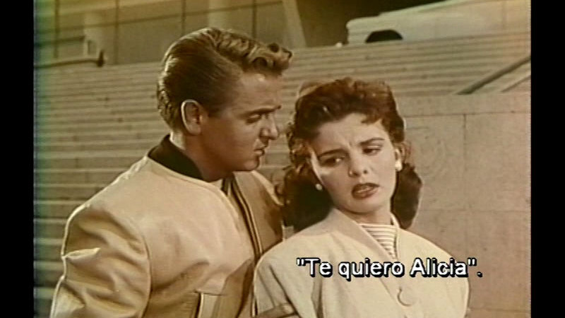 Still image from: The Case of a Teenager (Spanish)