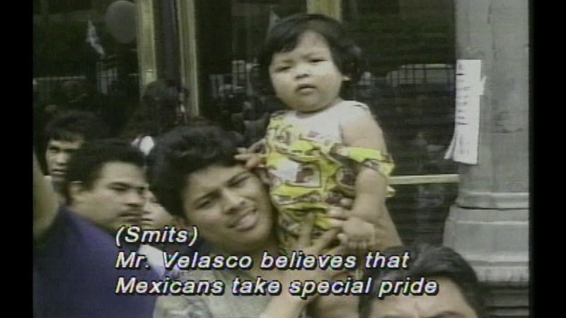Still image from Hispanic Americans: One or Many Cultures?