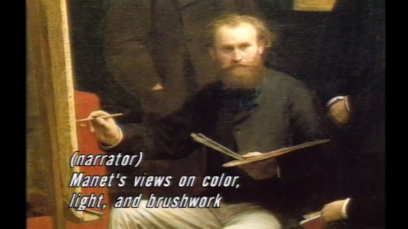 Still image from: The History of Western Art: A New Vision