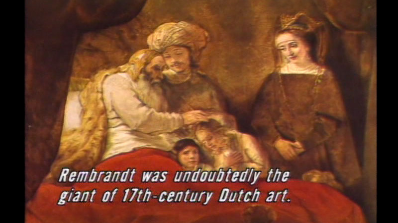 Still image from: The History of Western Art: The Age of Splendor