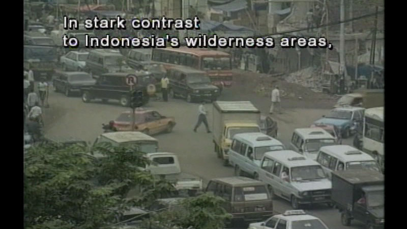 Still image from: Indonesia: A Southeast Asian Nation