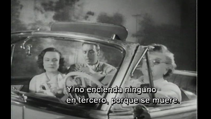 Still image from On The Same Road (Spanish)