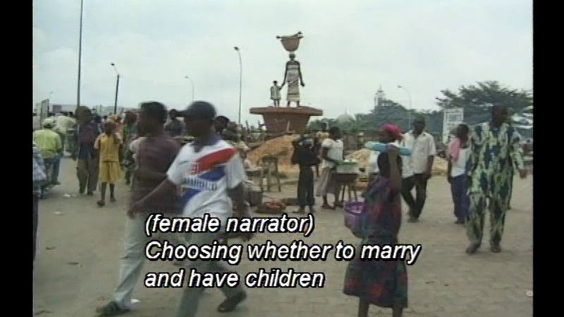 Still image from: The Right to Choose