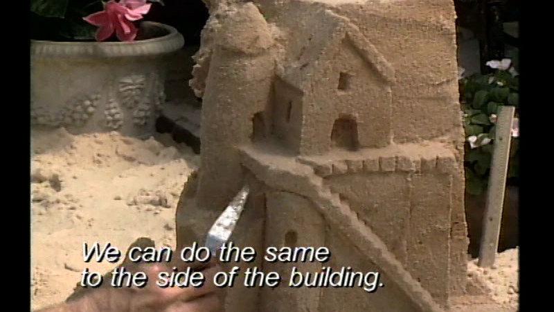 Still image from Sandcastle Secrets