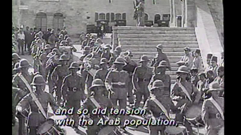 Still image from Search for Destiny: The Middle East, Part 4