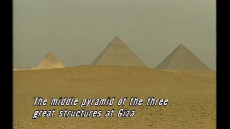 Still image from: The Seven Wonders of the Ancient World