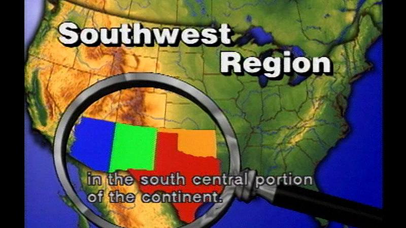 Still image from: Southwest Region