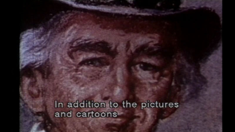 Still image from Uncle Sam