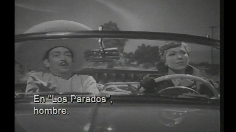 Still image from: A Rooster in Someone Else's Barnyard (Spanish)