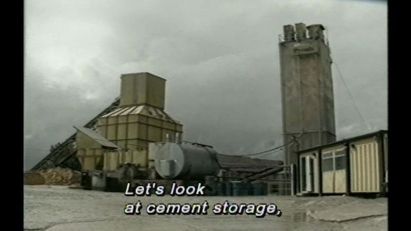 Still image from Concrete Construction - Unit 1: What Is Concrete?