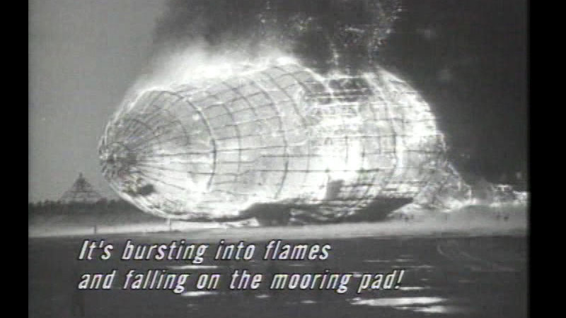 Still image from: Witness to History: Days That Shook the World (1930-1939)
