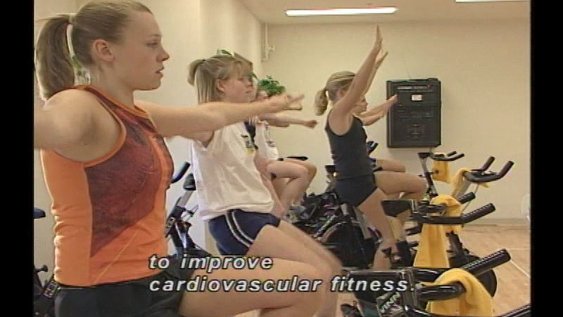 Still image from Cardiovascular Fitness