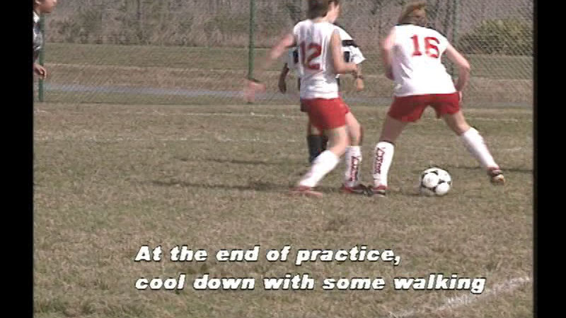 Still image from: Coaching Safety