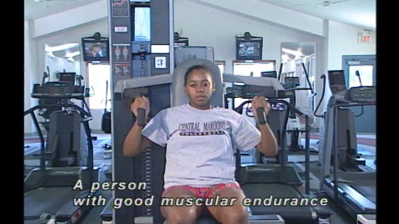 Still image from Introduction To Lifelong Physical Fitness