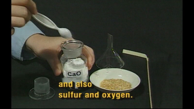 Still image from Natural Substances