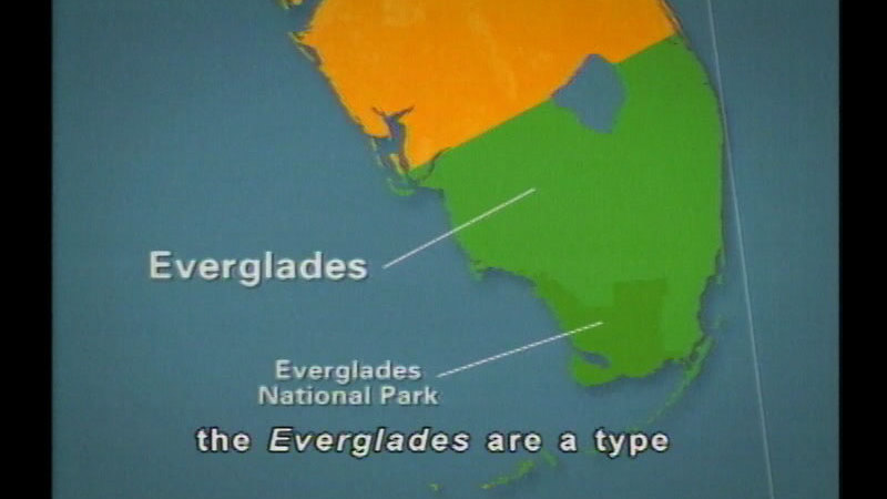 Still image from Florida Geography, History, And Culture
