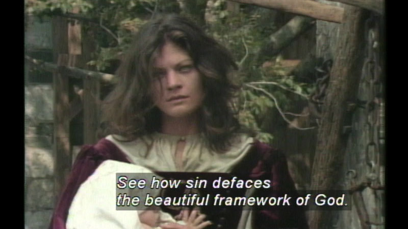 Still image from: The Scarlet Letter