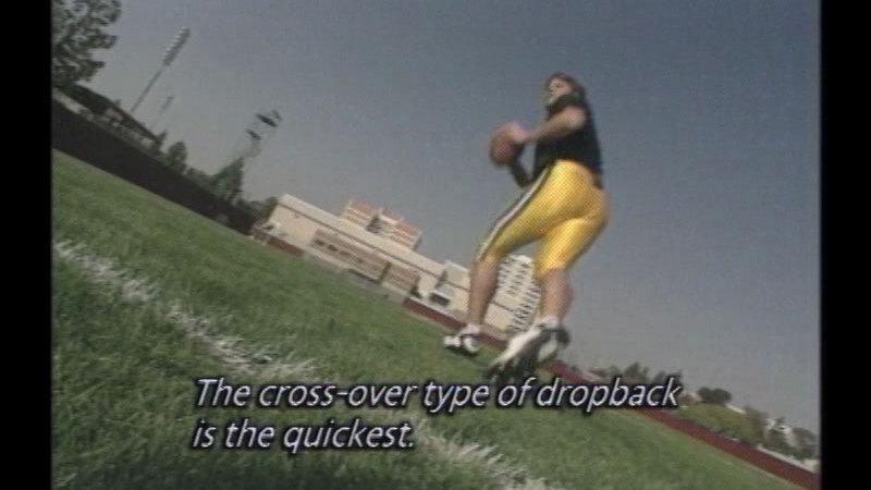 Still image from Brett Favre: MVP Quarterback