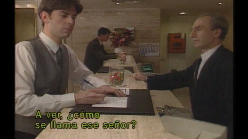 Still image from: Destinies: An Introduction To Spanish (Lessons 7-8) (Spanish)