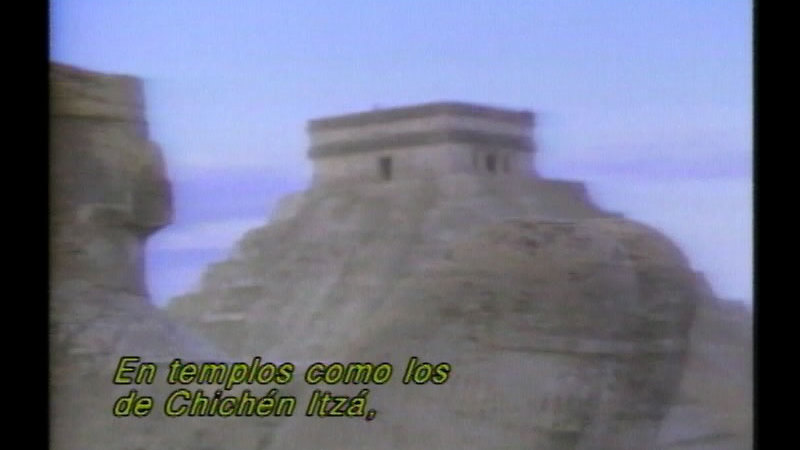 Still image from Destinies: An Introduction To Spanish (Lessons 33-34) (Spanish)