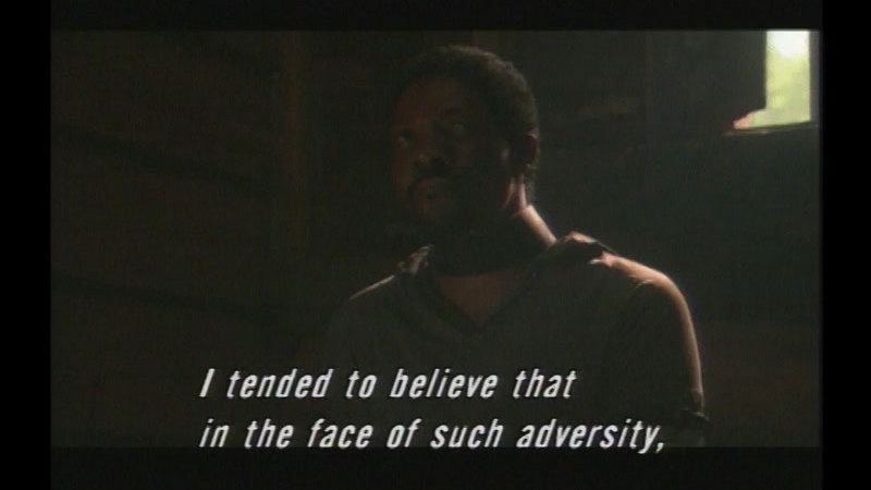 Still image from Nat Turner: A Troublesome Property