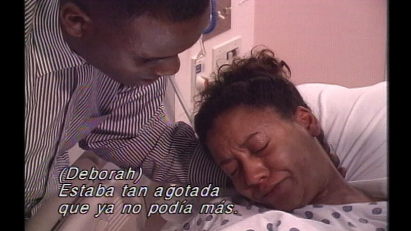 Still image from Understanding Birth: A Comprehensive Guide Tape 1 (Spanish)