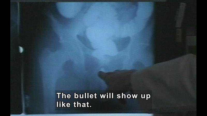 Still image from: The Teen Files Flipped: Gun Awareness