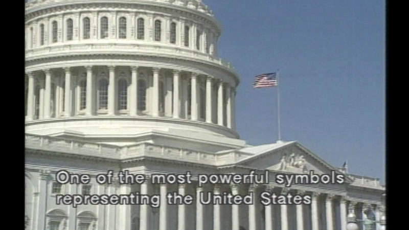 Still image from: Symbols Of America: The U.S. Capitol Building