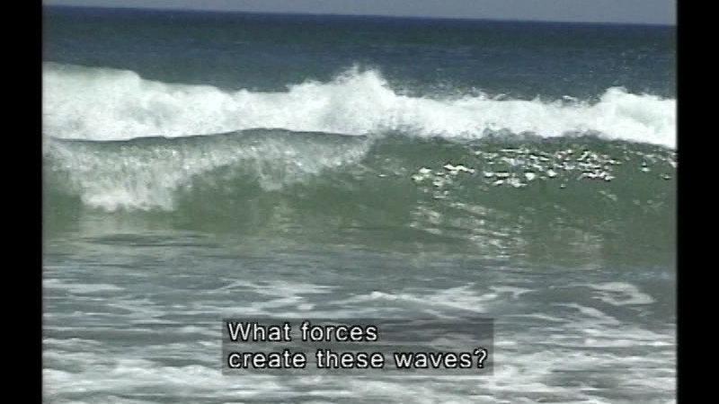 Still image from Waves