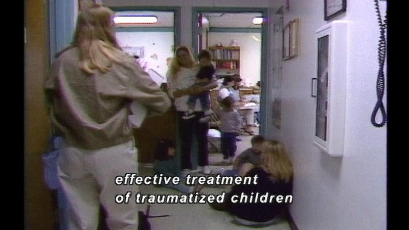 Still image from: Understanding Childhood Trauma: What Is Childhood Trauma?