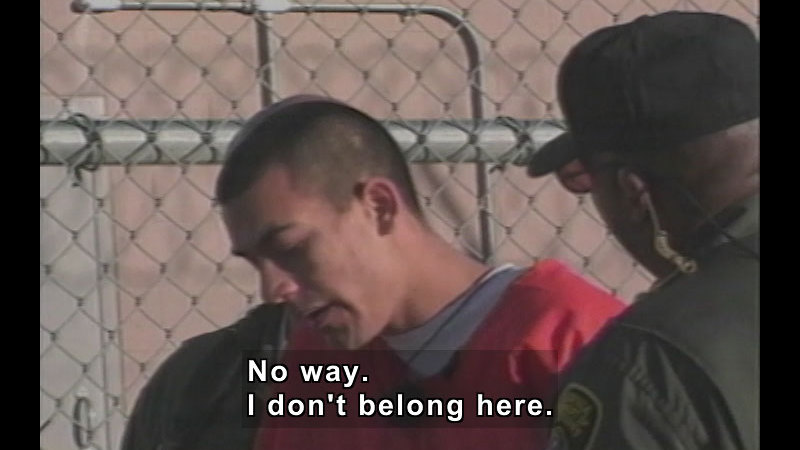 Still image from: The Teen Files Flipped: Doing Hard Time