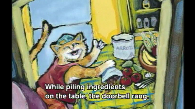 Still image from: Chato's Kitchen
