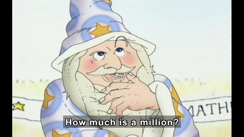Still image from How Much Is a Million?