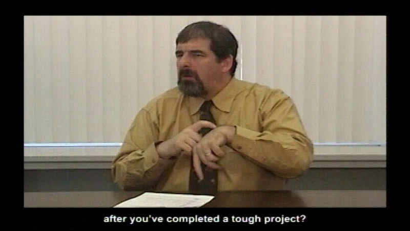 Still image from Tough Interview Questions And The Answers Managers Want