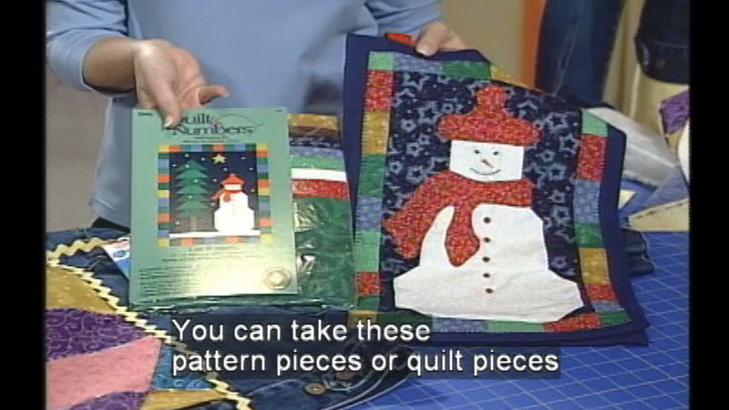 Still image from Sew Young, Sew Fun: Program #412