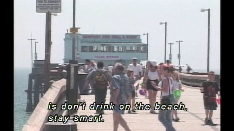 Still image from Beach Sun 911