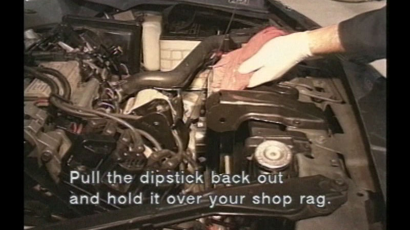 Still image from: Basic Car Care